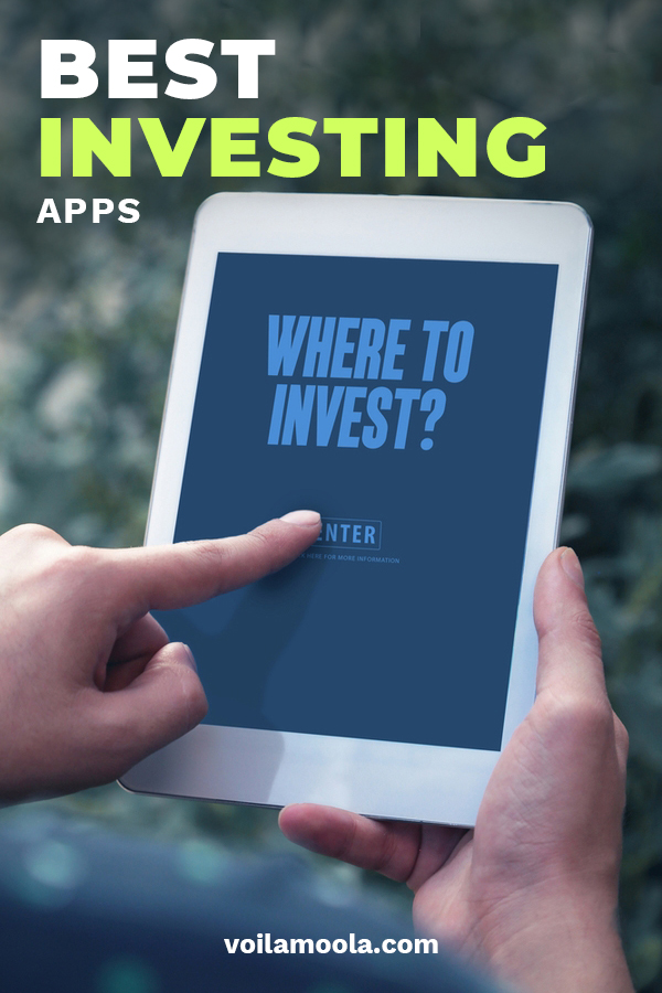 One of the fastest ways to build wealth is through investments. But, if you are a beginner how do you know where to start? Today you can get help from investing apps. We will discuss the best investing app for beginners, ones for stocks, and real estate. Learn how you can be on your way to building wealth with these investing apps. It's easy, just keep reading. #investingapps #investingappsforstocks #investmenting