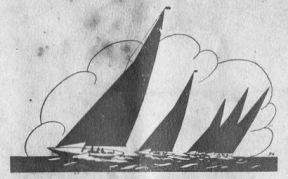 Liste des voiliers du Léman - 1946