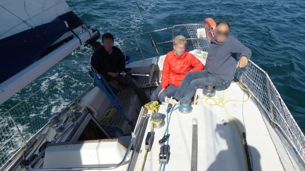 first 32 Tomiak - Location voilier bretagne st-malo