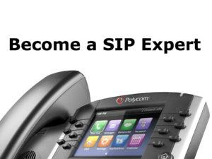 Become a SIP expert