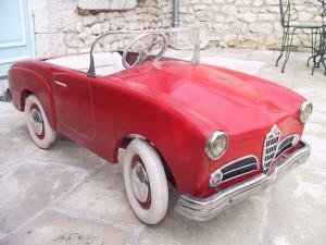 Alfa Roméo P. GUI 1958