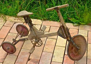 Tricycle Euréka