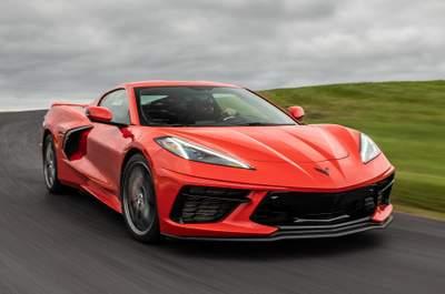 corvette stingray c8 meilleure voiture sportive