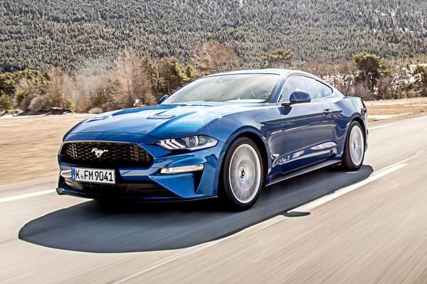 Ford Mustang à partir de 32000 €