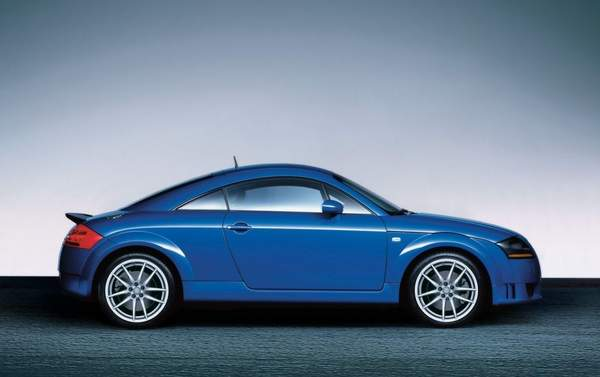 Audi TT sportive et puissante pour pas cher