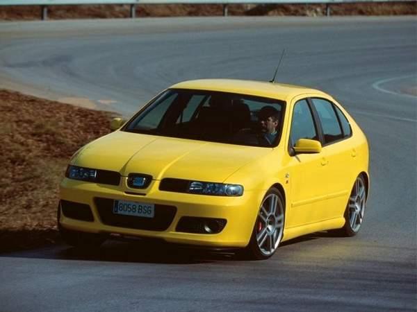 La Seat Leon Cupra est une voiture puissante et recherchée