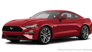 Meilleures voitures sportives : Ford Mustang
