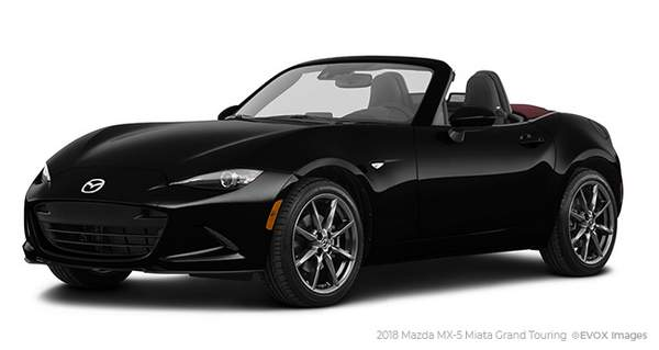 Meilleures voitures sportives : Mazda MX5 Miata