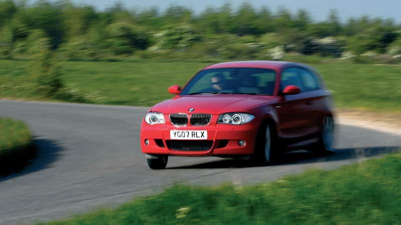 BMW 130i voiture sportive à 5000€