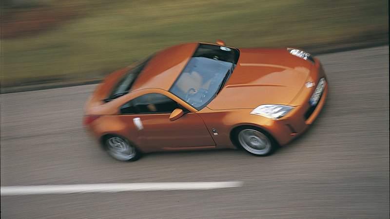 Quelle voiture sportive à 5000 € Nissan 350 Z