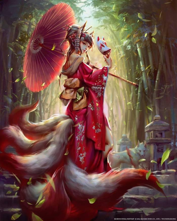 Dessin de Yu Cheng Hong