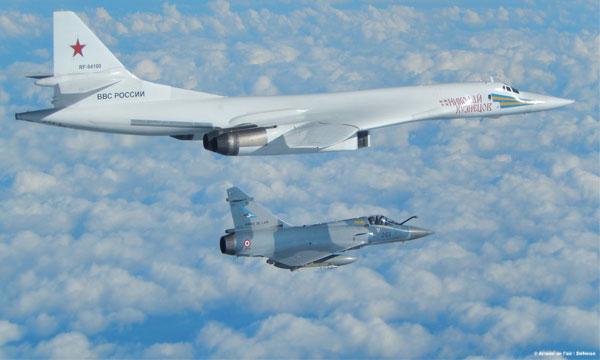 interception avion de chasse