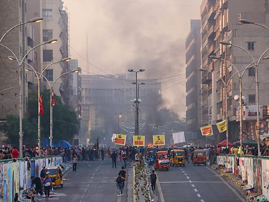 According to the UN, protesters are being attacked and intimidated