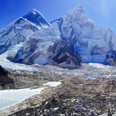 Mt. Everest from Kala Patthar