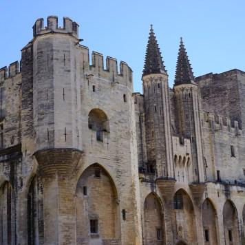 Palais-des Papes, Avignon