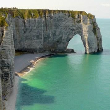 Etretat, Normandy, France