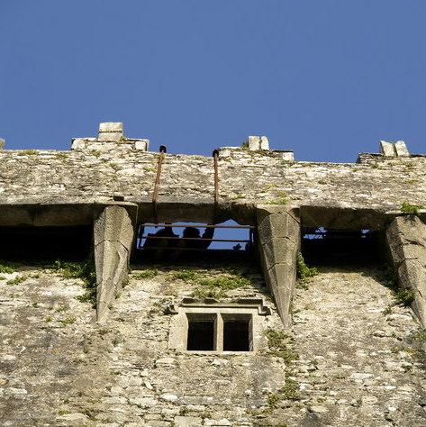 Blarney Stone (Stone of Eloquence)