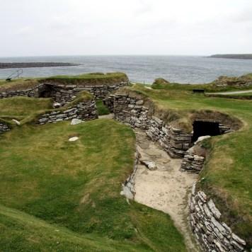 Skara Brae Prehistoric Village