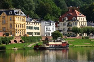 Heidelberg, Rhine River, Germany