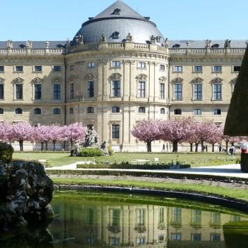 Würzburg Residence, Germany