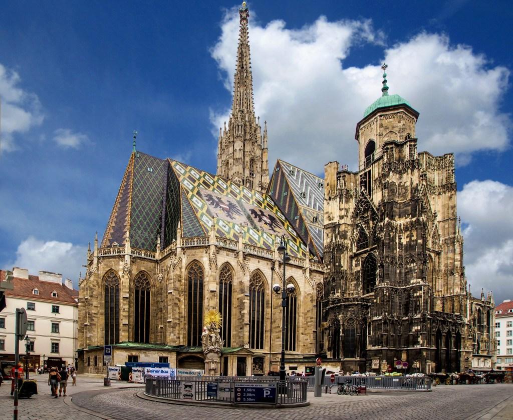 St. Stephen's Cathedral, Vienna, Austria
