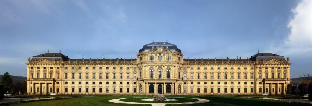 Wurzburg Residence, Wurzburg, Germany