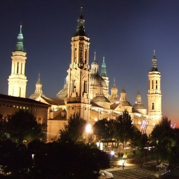 Cathedral-Basilica of Our Lady of the Pillar, Zaragoza