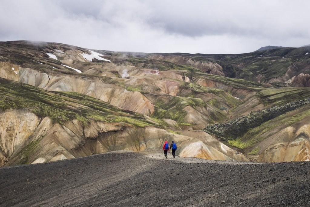 Landmannalaugar Trail, Iceland