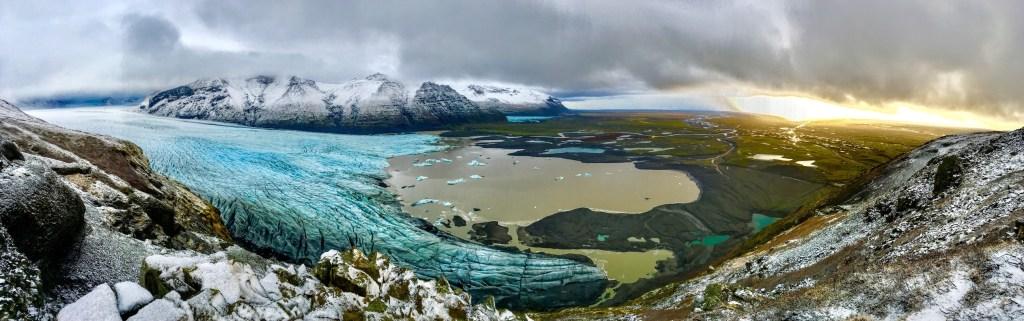 Svinafelljokull Glacier, Iceland   Volant Travel