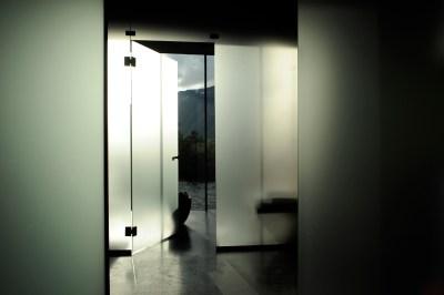 Juvet Landscape Hotel, Frosted Glass