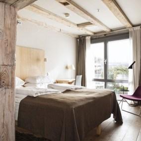 Alesund Hotel Bedroom, Norway
