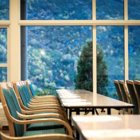Hotel Union, Meeting, Geiranger, Norway