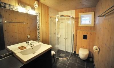 Reine Rorbu Bathroom, Reine, Norway