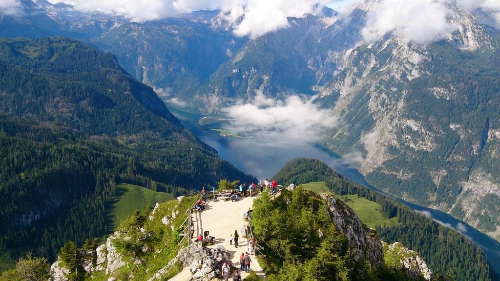 Königsee, Berchtesgaden, Germany