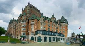 Fairmont Le Chateau Frontenac, Quebec City, Quebec, Canada   Volant Travel