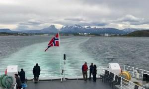 Ferry, Bodø, Norway | Volant Travel