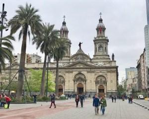 Plaza de Armas de Santiago, Chile   Volant Travel