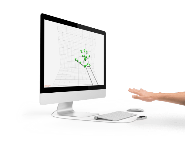 Leap Motion V2 software