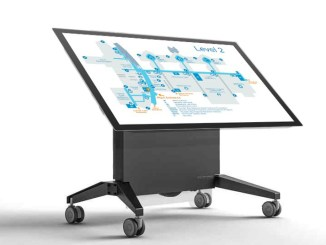 Volanti Lift & Tilt touchscreen table