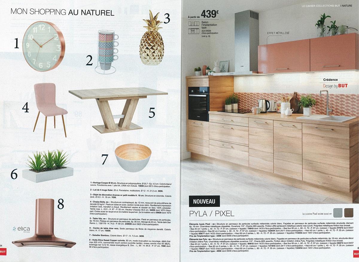 but guide cuisine 2019 volcan design