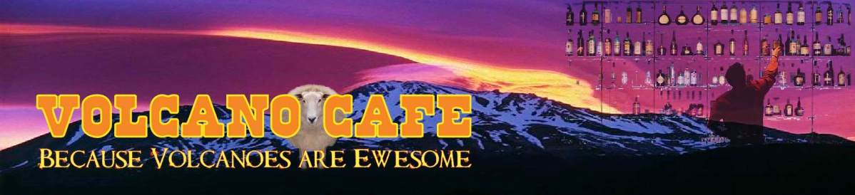 Because Volcanoes are Ewesome