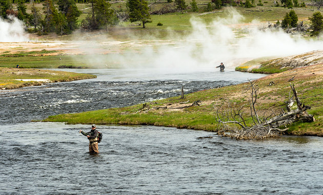Albert casting a line in Yellowstone yesterday - taken from http://www.planetware.com/wyoming/top-rated-fly-fishing-destinations-in-wyoming-us-wy-32.htm