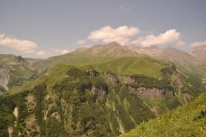 Keli Highland. Photo: Alexander Souladze, www.panoramio.com/photo/129504394