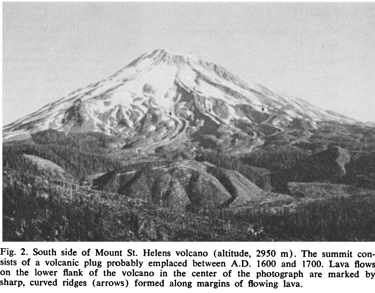 Life in the fast lane: Mount St Helens   VolcanoCafe