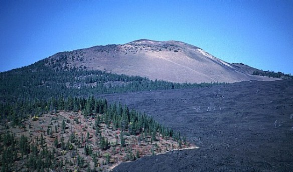 The Volcanoes of the Three Sisters Area, Oregon | VolcanoCafe