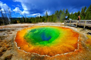 The unearthly beauty of Yellowstone, now with added helium