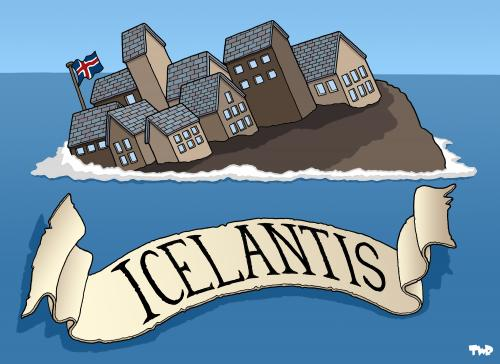Icelantis By Tjeerd Royaards