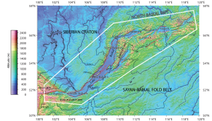 From Carole Petit, and Jacques Deverchere. Structure and evolution of the Baikal rift: A synthesis.Geochemistry, Geophysics, Geosystem, 2006, 7, Q11016