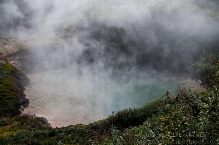 Thermal pools, Valley of Geysers