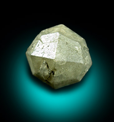 Leucite from Roccamonfina. Image copyright by John Betts (http://webmineral.com/)